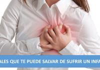 señales para prevenir un infarto