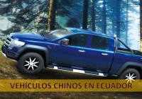 carros chinos en ecuador