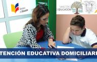 Atención Educativa Domiciliaria