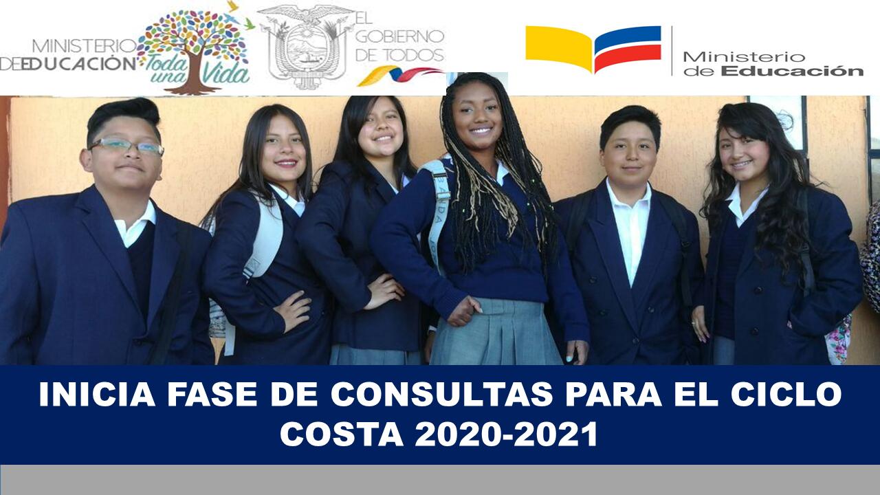 Inicia fase de consultas para el ciclo Costa 2020-2021