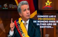 Conoce las 4 Prioridades de Moreno en su Último año de gestión