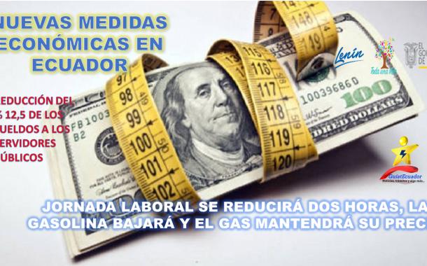 nuevas medidas economicas en ecuador archivos - Guíate Ecuador