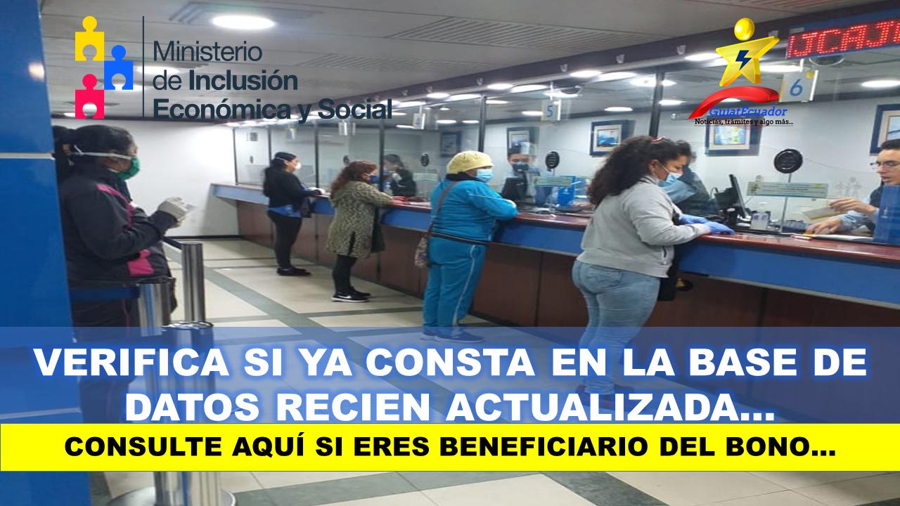 Beneficiarios del bono recibirán USD 90 adicionales